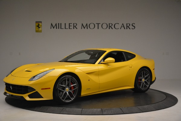 Used 2015 Ferrari F12 Berlinetta for sale Sold at Pagani of Greenwich in Greenwich CT 06830 2
