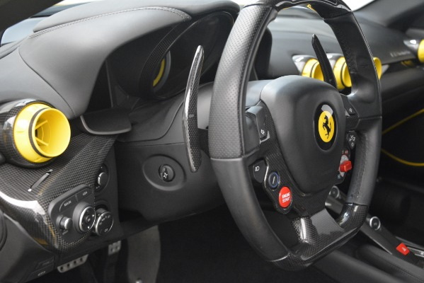 Used 2015 Ferrari F12 Berlinetta for sale Sold at Pagani of Greenwich in Greenwich CT 06830 20