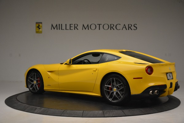 Used 2015 Ferrari F12 Berlinetta for sale Sold at Pagani of Greenwich in Greenwich CT 06830 4