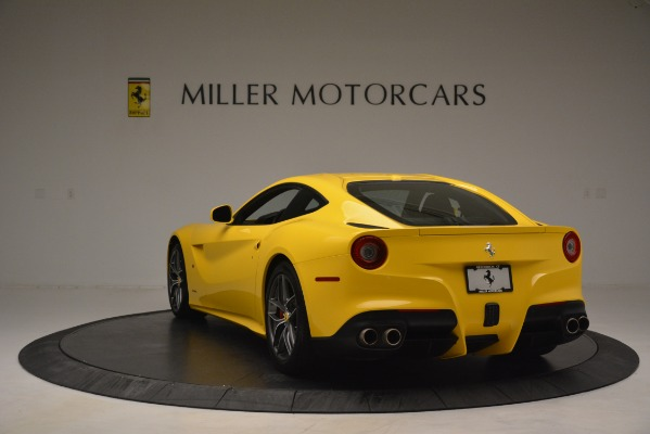 Used 2015 Ferrari F12 Berlinetta for sale Sold at Pagani of Greenwich in Greenwich CT 06830 5