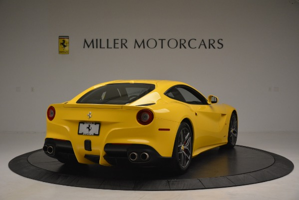Used 2015 Ferrari F12 Berlinetta for sale Sold at Pagani of Greenwich in Greenwich CT 06830 6