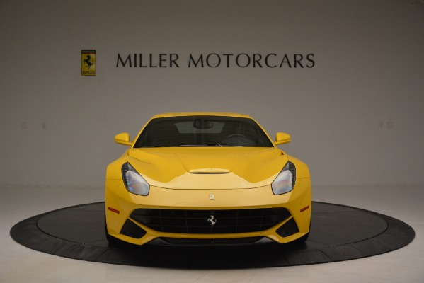 Used 2015 Ferrari F12 Berlinetta for sale Sold at Pagani of Greenwich in Greenwich CT 06830 8