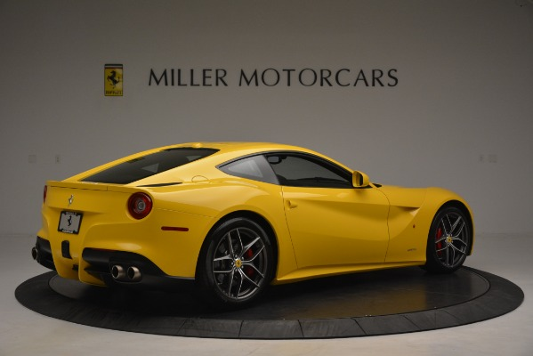 Used 2015 Ferrari F12 Berlinetta for sale Sold at Pagani of Greenwich in Greenwich CT 06830 9