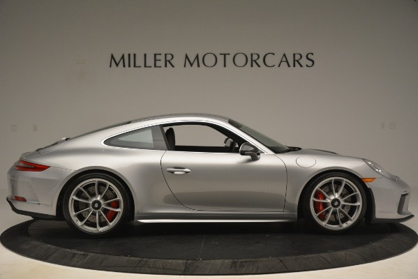 Used 2018 Porsche 911 GT3 for sale Sold at Pagani of Greenwich in Greenwich CT 06830 10