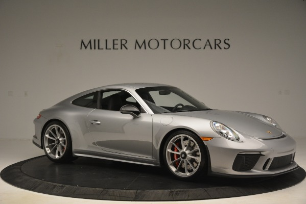 Used 2018 Porsche 911 GT3 for sale Sold at Pagani of Greenwich in Greenwich CT 06830 11