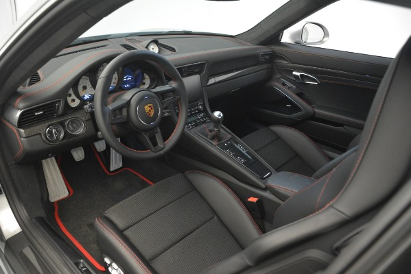Used 2018 Porsche 911 GT3 for sale Sold at Pagani of Greenwich in Greenwich CT 06830 13