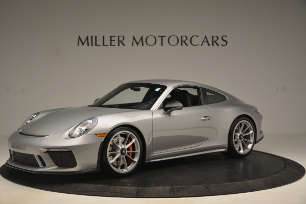 Used 2018 Porsche 911 GT3 for sale Sold at Pagani of Greenwich in Greenwich CT 06830 2