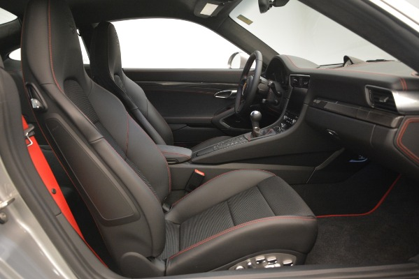 Used 2018 Porsche 911 GT3 for sale Sold at Pagani of Greenwich in Greenwich CT 06830 20
