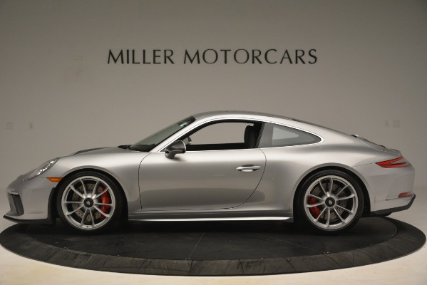 Used 2018 Porsche 911 GT3 for sale Sold at Pagani of Greenwich in Greenwich CT 06830 3