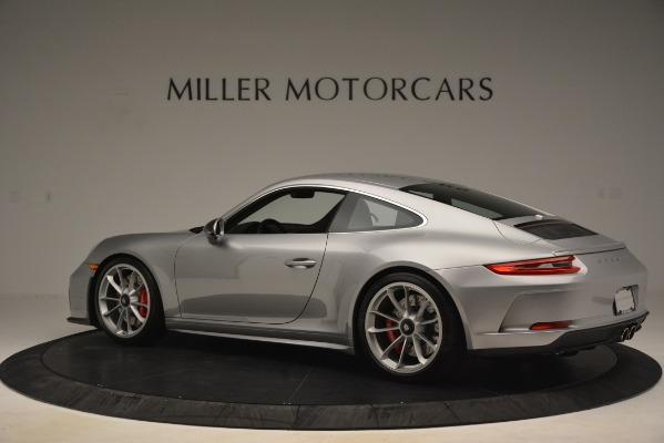 Used 2018 Porsche 911 GT3 for sale Sold at Pagani of Greenwich in Greenwich CT 06830 4