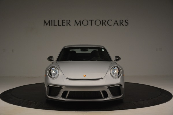 Used 2018 Porsche 911 GT3 for sale Sold at Pagani of Greenwich in Greenwich CT 06830 8