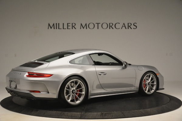 Used 2018 Porsche 911 GT3 for sale Sold at Pagani of Greenwich in Greenwich CT 06830 9