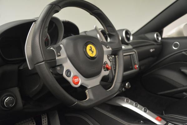 Used 2016 Ferrari California T for sale $145,900 at Pagani of Greenwich in Greenwich CT 06830 23