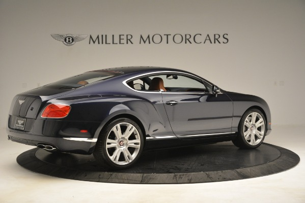 Used 2013 Bentley Continental GT V8 for sale Sold at Pagani of Greenwich in Greenwich CT 06830 8