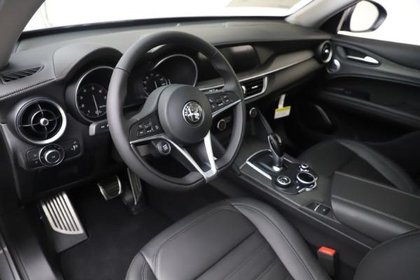 New 2019 Alfa Romeo Stelvio Ti Lusso Q4 for sale Sold at Pagani of Greenwich in Greenwich CT 06830 13