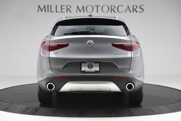 New 2019 Alfa Romeo Stelvio Ti Lusso Q4 for sale Sold at Pagani of Greenwich in Greenwich CT 06830 6