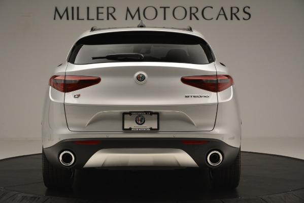 New 2019 Alfa Romeo Stelvio Ti Sport Q4 for sale Sold at Pagani of Greenwich in Greenwich CT 06830 6