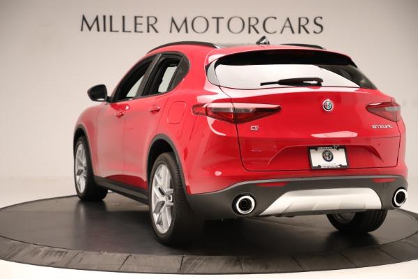 New 2019 Alfa Romeo Stelvio Ti Sport Q4 for sale Sold at Pagani of Greenwich in Greenwich CT 06830 5