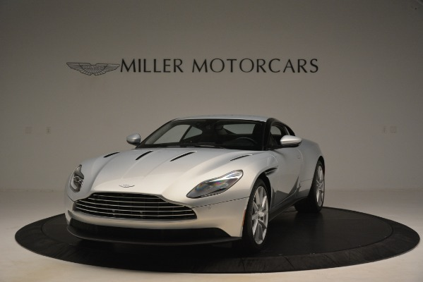 Used 2018 Aston Martin DB11 V12 Coupe for sale Sold at Pagani of Greenwich in Greenwich CT 06830 12