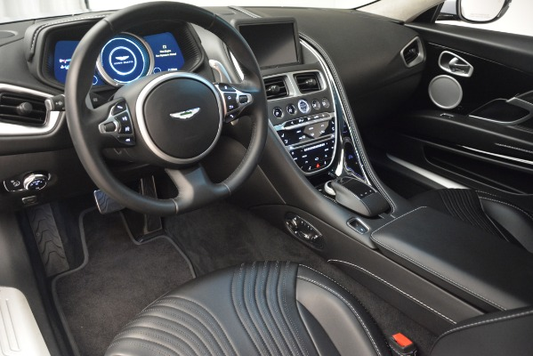 Used 2018 Aston Martin DB11 V12 Coupe for sale Sold at Pagani of Greenwich in Greenwich CT 06830 14