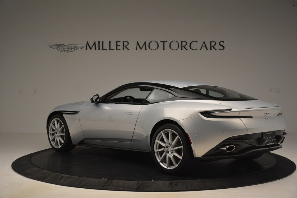 Used 2018 Aston Martin DB11 V12 Coupe for sale Sold at Pagani of Greenwich in Greenwich CT 06830 3