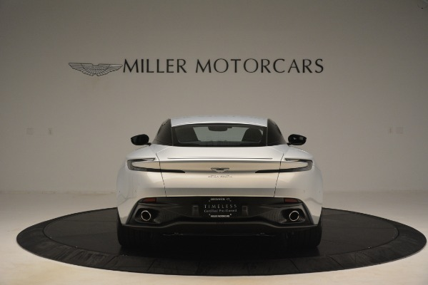 Used 2018 Aston Martin DB11 V12 Coupe for sale Sold at Pagani of Greenwich in Greenwich CT 06830 5