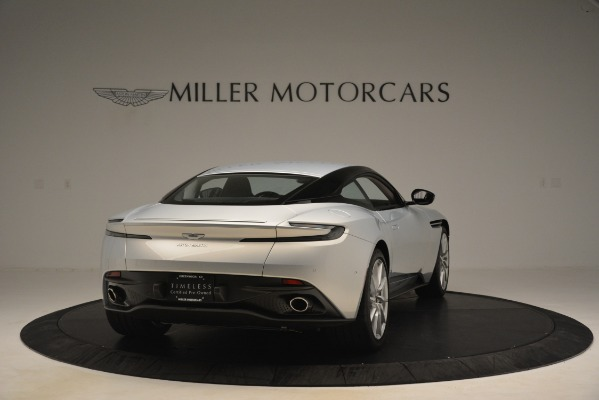 Used 2018 Aston Martin DB11 V12 Coupe for sale Sold at Pagani of Greenwich in Greenwich CT 06830 6