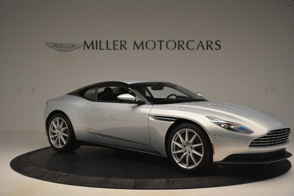 Used 2018 Aston Martin DB11 V12 Coupe for sale Sold at Pagani of Greenwich in Greenwich CT 06830 9