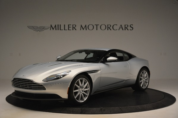Used 2018 Aston Martin DB11 V12 Coupe for sale Sold at Pagani of Greenwich in Greenwich CT 06830 1