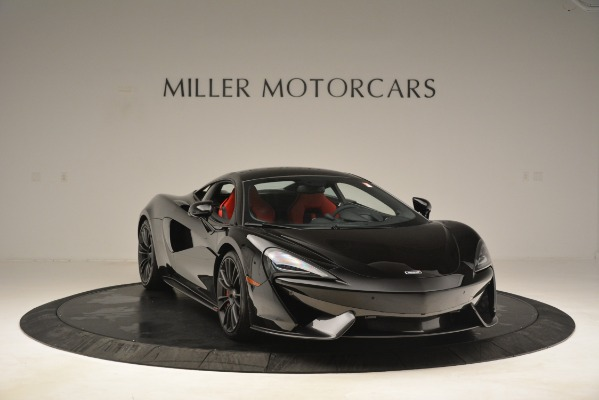 Used 2016 McLaren 570S Coupe for sale Sold at Pagani of Greenwich in Greenwich CT 06830 10