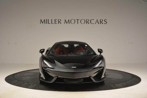 Used 2016 McLaren 570S Coupe for sale Sold at Pagani of Greenwich in Greenwich CT 06830 11