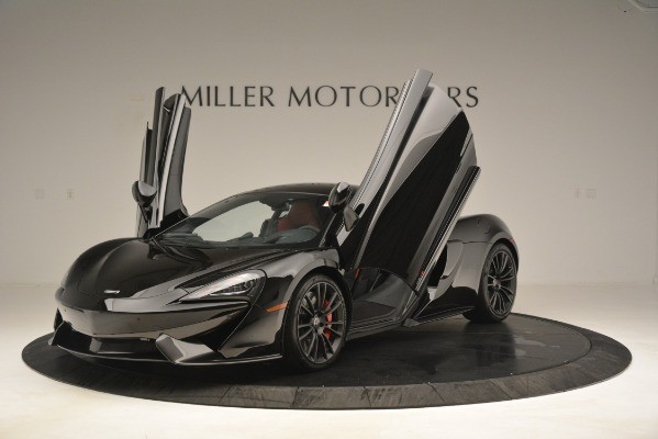 Used 2016 McLaren 570S Coupe for sale Sold at Pagani of Greenwich in Greenwich CT 06830 13
