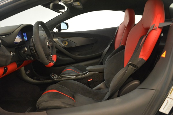 Used 2016 McLaren 570S Coupe for sale Sold at Pagani of Greenwich in Greenwich CT 06830 15