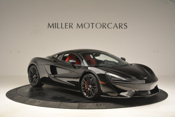 Used 2016 McLaren 570S Coupe for sale Sold at Pagani of Greenwich in Greenwich CT 06830 9
