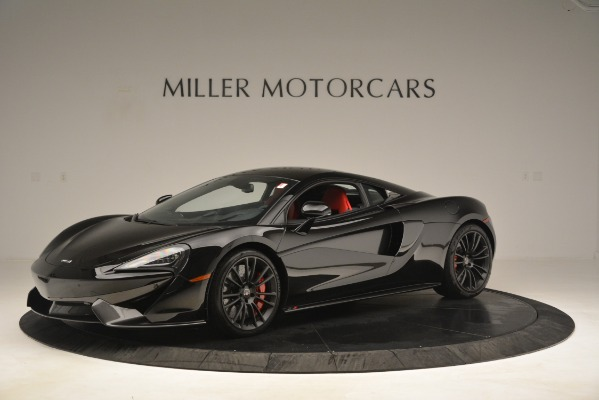 Used 2016 McLaren 570S Coupe for sale Sold at Pagani of Greenwich in Greenwich CT 06830 1