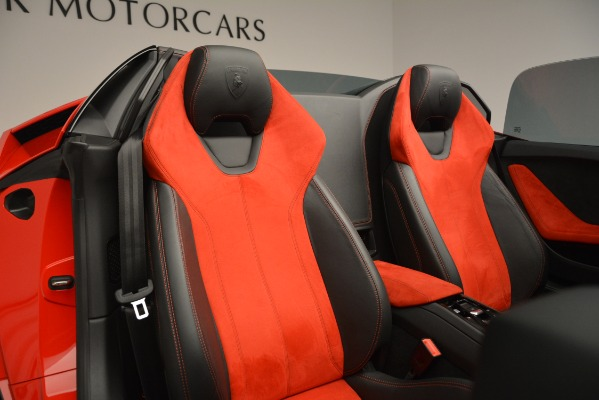 Used 2017 Lamborghini Huracan LP 610-4 Spyder for sale Sold at Pagani of Greenwich in Greenwich CT 06830 17
