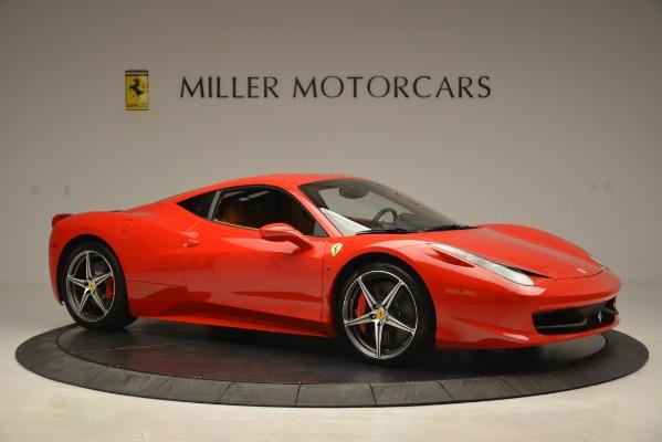 Used 2014 Ferrari 458 Italia for sale Sold at Pagani of Greenwich in Greenwich CT 06830 10