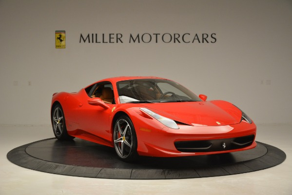 Used 2014 Ferrari 458 Italia for sale Sold at Pagani of Greenwich in Greenwich CT 06830 11