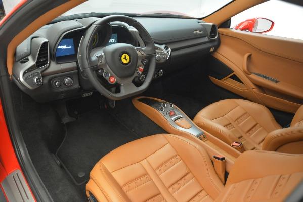 Used 2014 Ferrari 458 Italia for sale Sold at Pagani of Greenwich in Greenwich CT 06830 13
