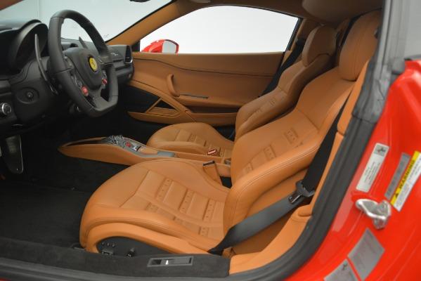Used 2014 Ferrari 458 Italia for sale Sold at Pagani of Greenwich in Greenwich CT 06830 14