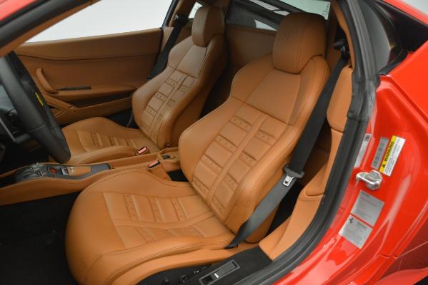 Used 2014 Ferrari 458 Italia for sale Sold at Pagani of Greenwich in Greenwich CT 06830 15