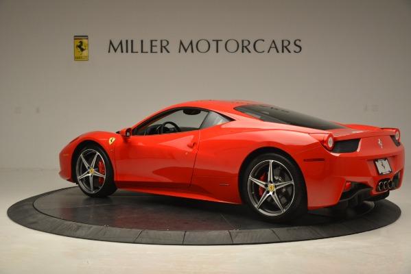 Used 2014 Ferrari 458 Italia for sale Sold at Pagani of Greenwich in Greenwich CT 06830 4