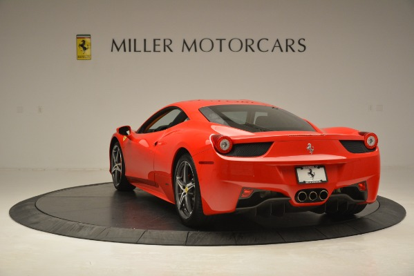 Used 2014 Ferrari 458 Italia for sale Sold at Pagani of Greenwich in Greenwich CT 06830 5