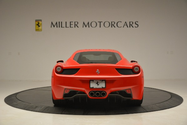 Used 2014 Ferrari 458 Italia for sale Sold at Pagani of Greenwich in Greenwich CT 06830 6