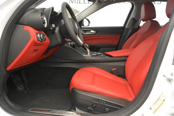 New 2019 Alfa Romeo Giulia Q4 for sale Sold at Pagani of Greenwich in Greenwich CT 06830 14