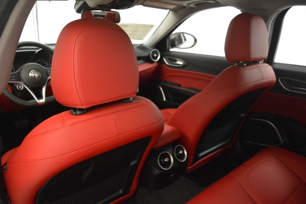 New 2019 Alfa Romeo Giulia Q4 for sale Sold at Pagani of Greenwich in Greenwich CT 06830 20