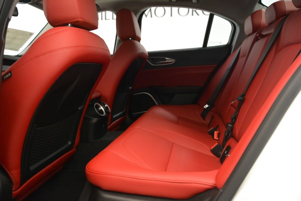 New 2019 Alfa Romeo Giulia Q4 for sale Sold at Pagani of Greenwich in Greenwich CT 06830 19