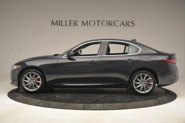 New 2019 Alfa Romeo Giulia Q4 for sale Sold at Pagani of Greenwich in Greenwich CT 06830 3