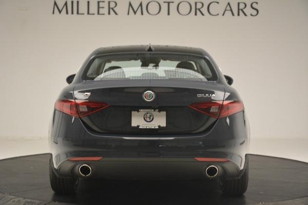 New 2019 Alfa Romeo Giulia Q4 for sale Sold at Pagani of Greenwich in Greenwich CT 06830 6