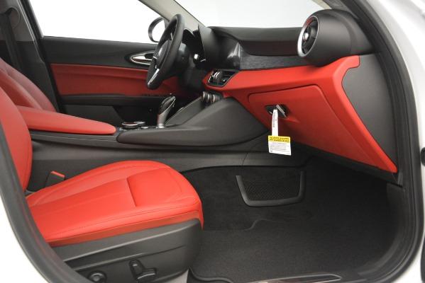 New 2019 Alfa Romeo Giulia Q4 for sale Sold at Pagani of Greenwich in Greenwich CT 06830 23